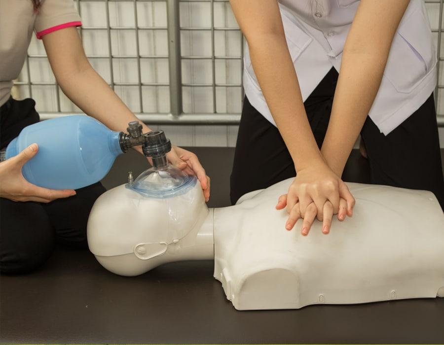 Reanimación Cardiopulmonar Efectiva